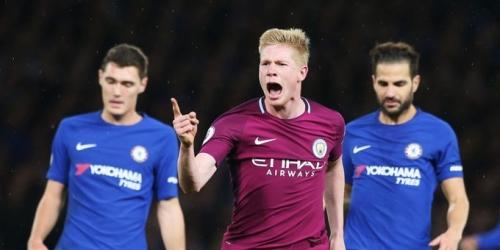 (VIDEO) Gran clásico inglés, victoria del City sobre el Chelsea