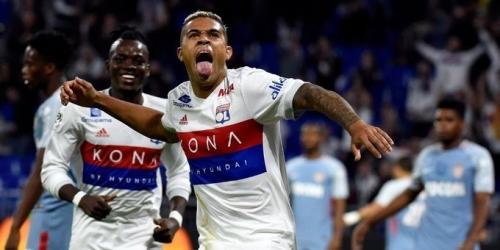 (VIDEO) Gran victoria del Lyon en un frenético partido ante el Mónaco