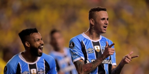 (VIDEO) Gremio aplasta a Barcelona y tiene un pie y medio en la final