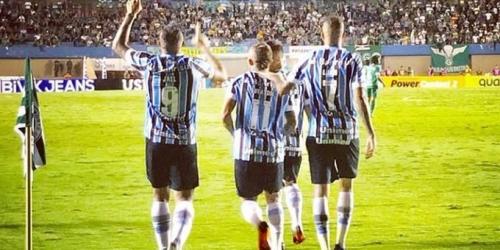 (VIDEO) Gremio golea en casa y a un paso de octavos de final de la Copa Libertadores