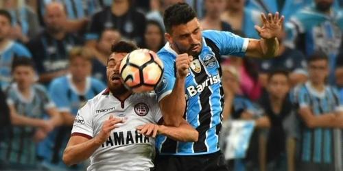 (VIDEO) Gremio le ganó a Lanús en la primera final de la Copa Libertadores