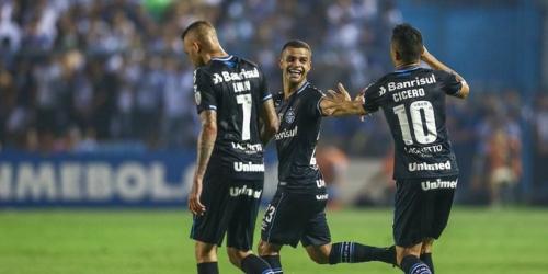(VIDEO) Gremió superó a Atlético Tucumán en el partido de ida por los cuartos de final
