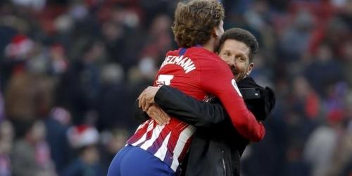 (VIDEO) Griezmann ayuda al Atlético Madrid obtener 3 puntos valiosos sobre el Levante