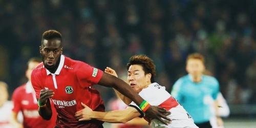 (VIDEO) Hannover 96 empató contra el Stuttgart