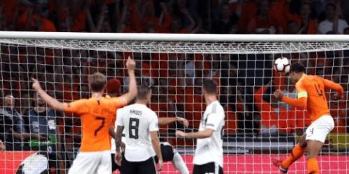 (VIDEO) Holanda empata en los últimos minutos a Alemania y elimina a Francia