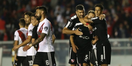 (VIDEO) Independiente ganó a River Plate