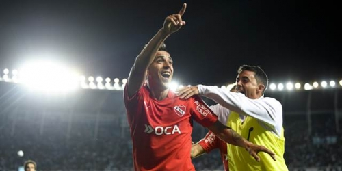 (VIDEO) Independiente ganó en el clásico de Avellaneda