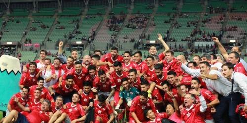 (VIDEO) Independiente se consagró campeón de la Suruga Bank