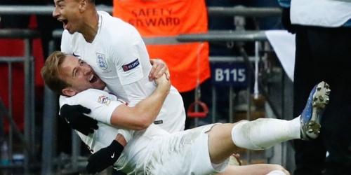 (VIDEO) Inglaterra da la vuelta al marcador y clasifica al Final Four