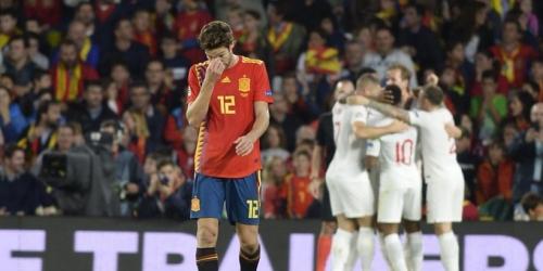 (VIDEO) Inglaterra sorprende a España y se lleva la victoria de visita