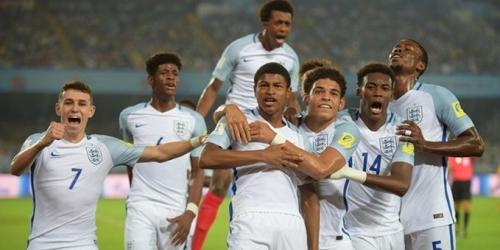 (VIDEO) Inglaterra vence a Brasil y se mete en la final del Mundial Sub 17 de la India