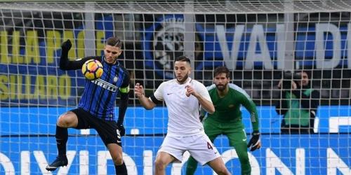 (VIDEO) Inter de Milan igualó 1-1 contra la Roma