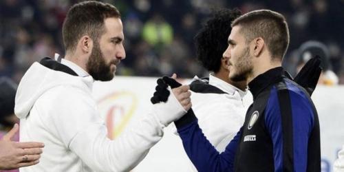 (VIDEO) Inter empata ante Juventus y se mantiene puntero