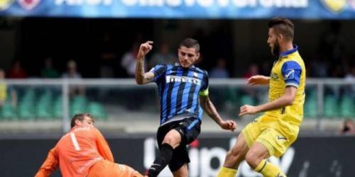 (VIDEO) Inter gana al Chievo en el Calcio Italiano