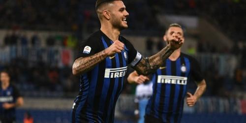 (VIDEO) Inter sube al segundo puesto de la tabla al vencer 3 a 0 al Lazio