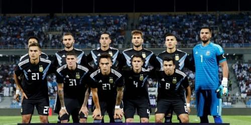 (VIDEO) Irak se rinde ante Argentina y Lautaro Martínez