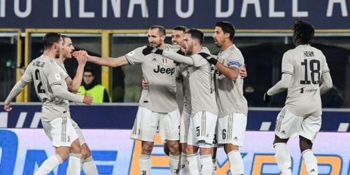 (VIDEO) Juventus derrota al Bologna y se mete en cuartos de final de la Copa de Italia