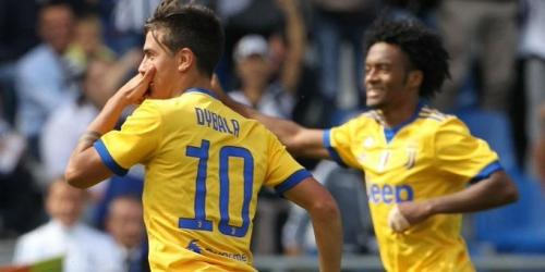 (VIDEO) Juventus gana con triplete de Paulo Dybala