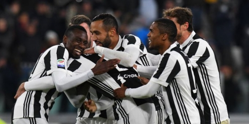 (VIDEO) Juventus goleó a Crotone