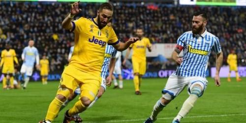 (VIDEO) Juventus se complica la punta ante un modesto SPAL
