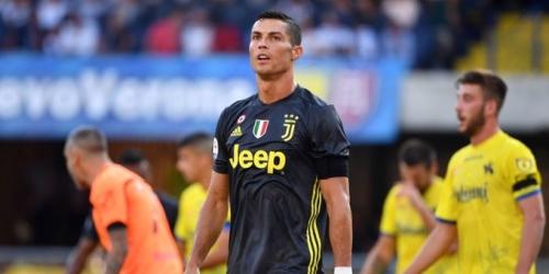 (VIDEO) La Juventus debuta con triunfo en la Serie A