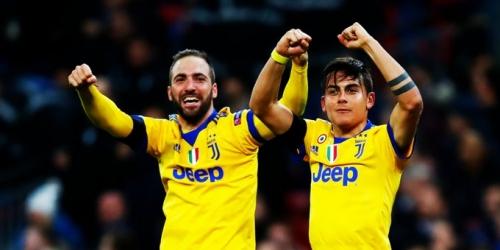(VIDEO) La Juventus le ganó al Tottenham y avanzó a los Cuartos de Final de la Champions League