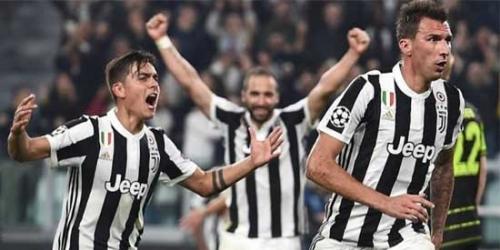 (VIDEO) La Juventus venció al Sporting de Lisboa en Turín