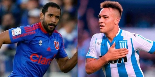 (VIDEO) La 'U' de Chile empata contra Racing Club de Avellaneda por Copa Libertadores