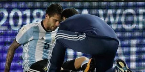 (VÍDEO) Las palabras de Gago tras su lesión