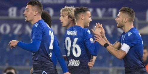 (VIDEO) Lazio Ganó 4-1 al Citadella por la Copa Italia