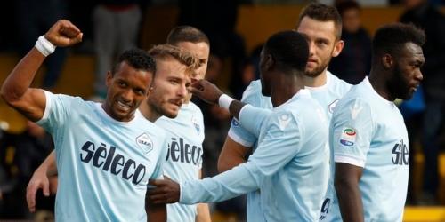 (VIDEO) Lazio vence y golea a Benevento