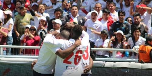 (VIDEO) Liga venció a Emelec por la mínima y se coronó campeón