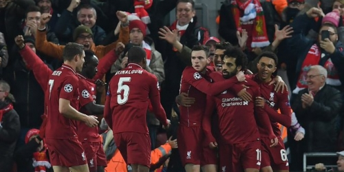 (VIDEO) Liverpool con las justas elimina al Napoli de la Champions League