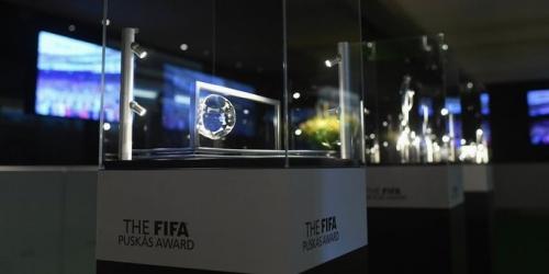 (VIDEO) Los 10 goles nominados al Premio PUSKÁS al mejor gol del año