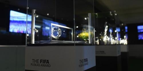 (VIDEO) Los 3 finalistas al PREMIO PUSKÁS de la FIFA