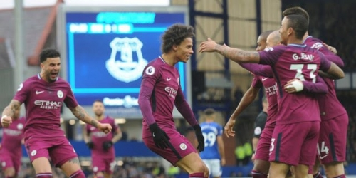 (VIDEO) Manchester City fulmina al Everton
