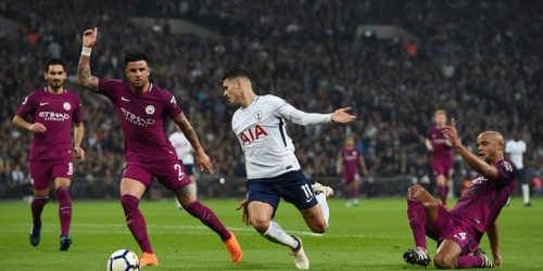 (VIDEO) Manchester City se reivindica ante el Tottenham