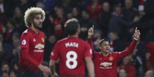 (VIDEO) Manchester United alza cabeza y da la vuelta al marcador