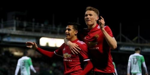 (VIDEO) Manchester United ganó 4-0 al Yeovil