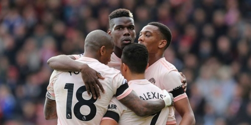 (VIDEO) Manchester United sigue en la senda de la victoria