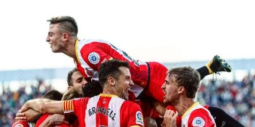(VIDEO) Merecida victoria del Girona sobre el Real Madrid