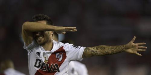 (VIDEO) Merecido triunfo de River Plate en la ida de la semifinal de la Copa Libertadores