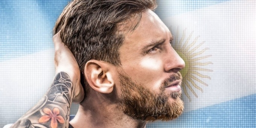 """Messi: """" A la fama me la tomo con naturalidad, aprendí a vivir de esa manera. Me gusta ser natural"""""""