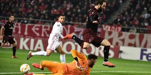 (VIDEO) Milán cae derrotado y queda fuera de la Europa League