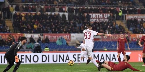 (VIDEO) Milan gana de visitante en Roma