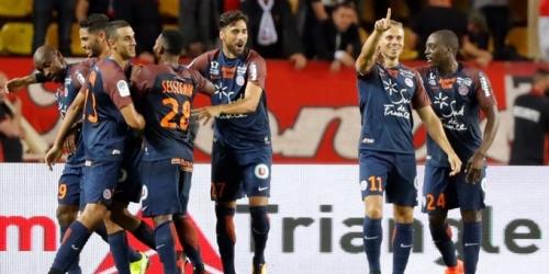 (VIDEO) Montpellier empata sobre la hora al Mónaco de Falcao