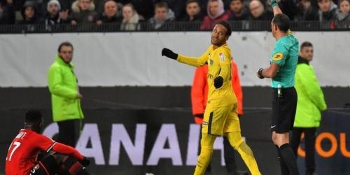 (VIDEO) Neymar nuevamente hace noticia por su conducta