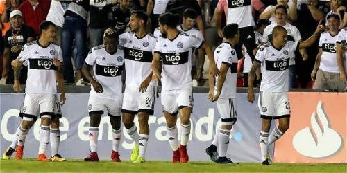 (VIDEO) Olimpia le ganó a Wanderers y avanzó a la Segunda Fase de la Copa Libertadores