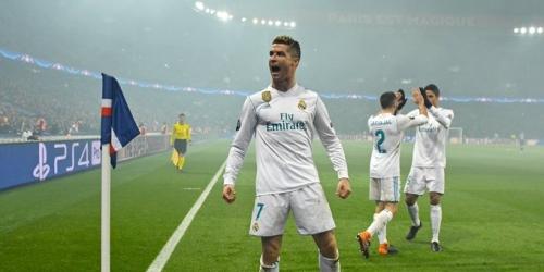 (VIDEO) ¡París se tiñe de Blanco! El Madrid ganó 1-2 como visitante ante el PSG