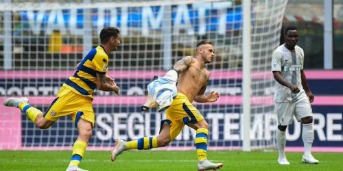 (VIDEO) Parma vence de visita al Inter